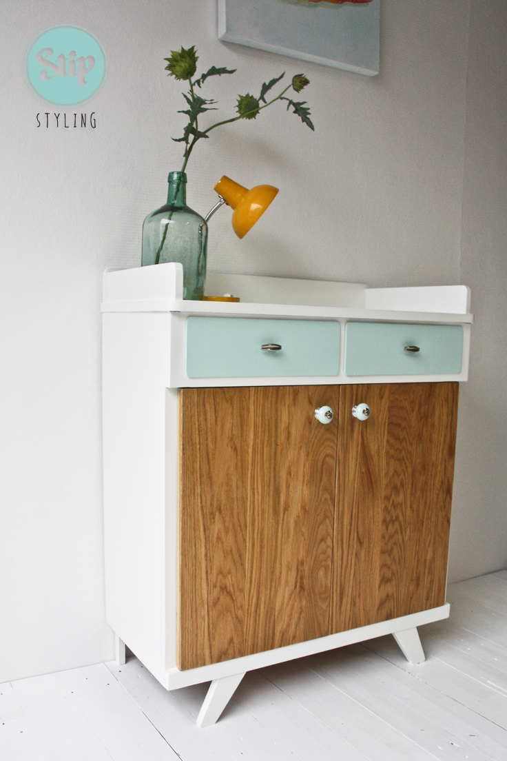 Commode hoogte